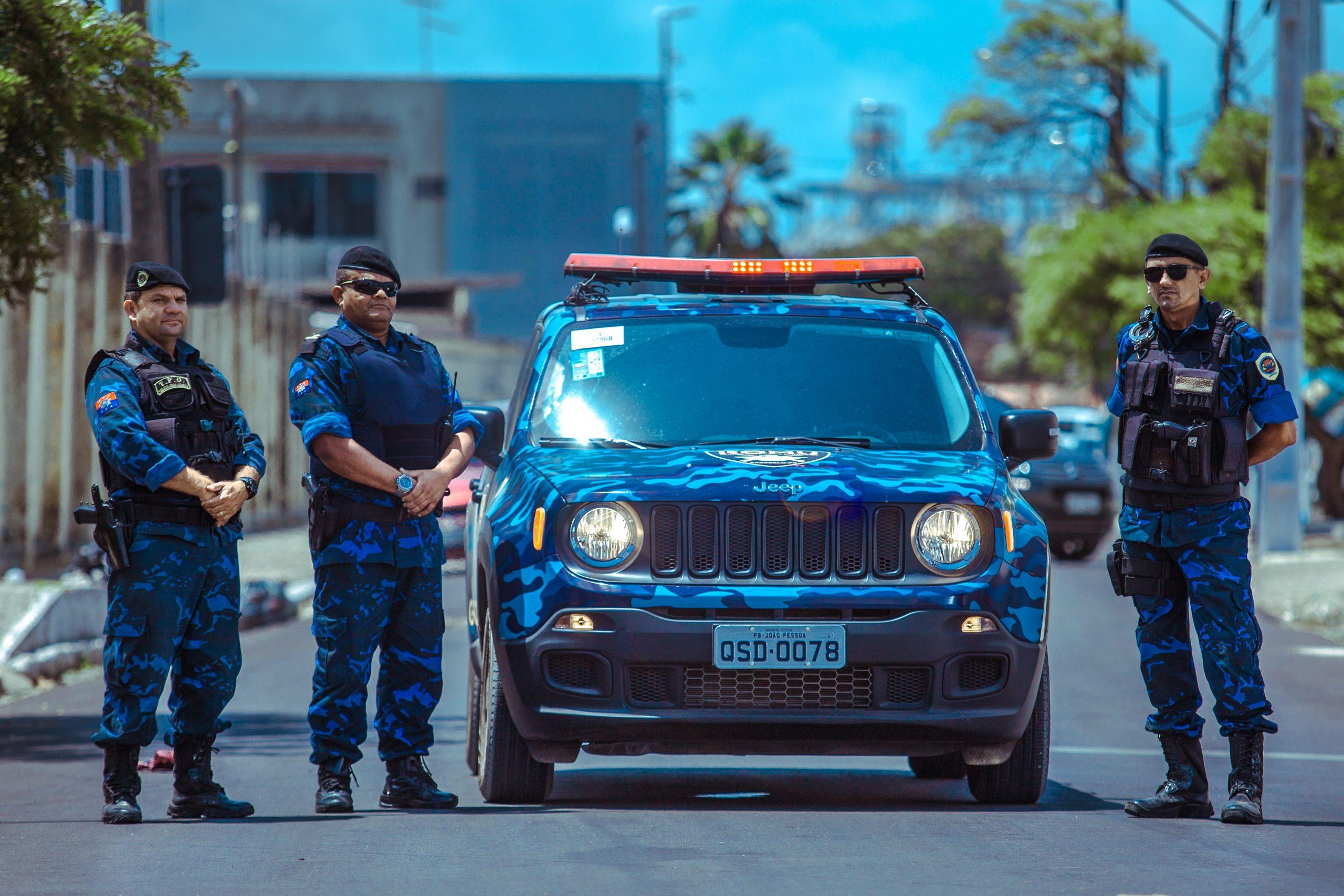 Guarda Metropolitana realiza Operação Orla Segura em Cabedelo