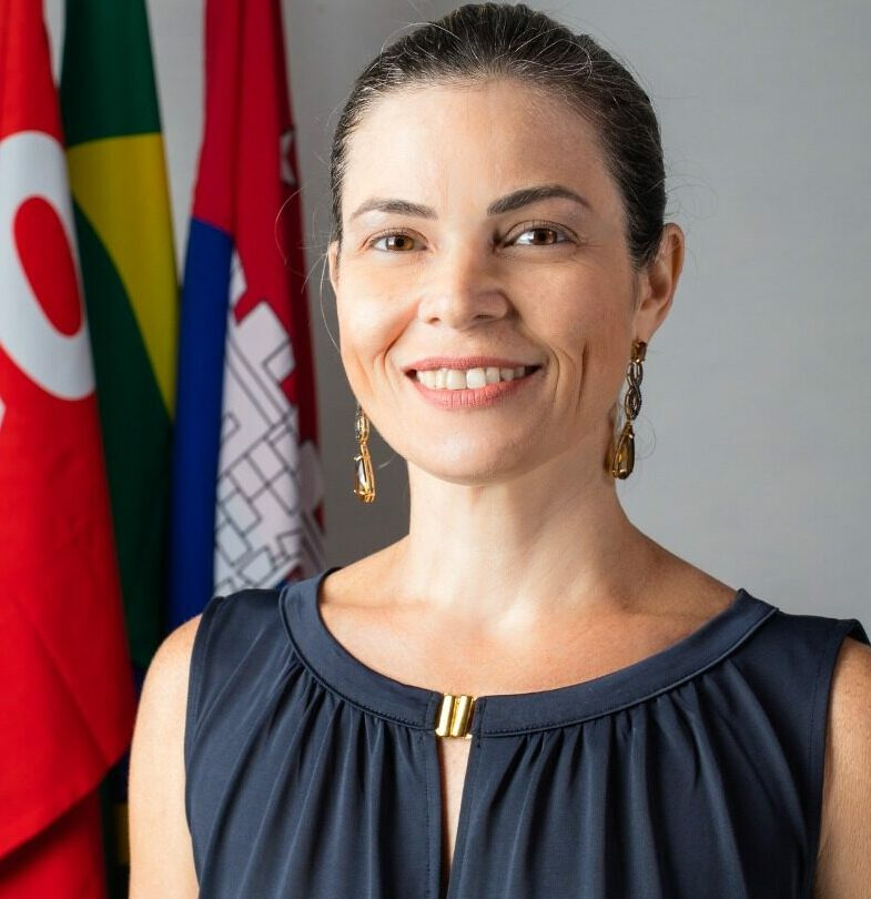 Foto Perfil Márcia de Lourdes Moreira de Oliveira