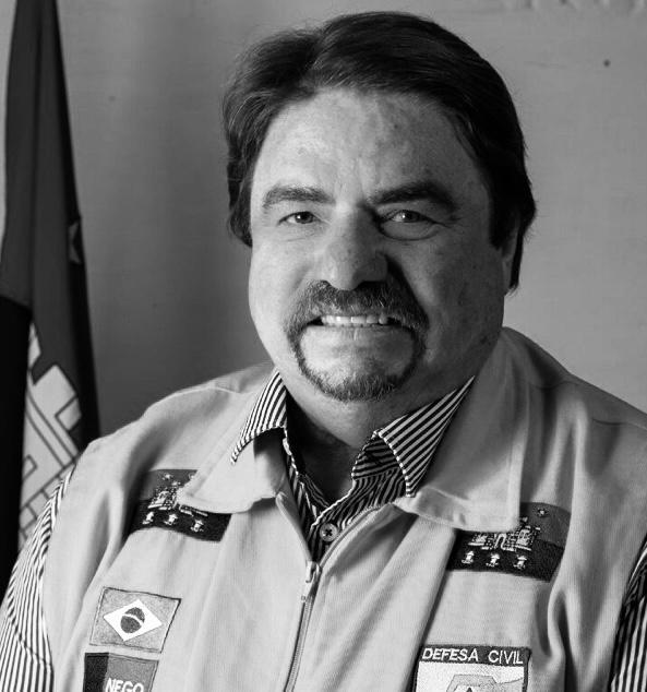 Prefeitura de Cabedelo decreta luto oficial por falecimento de secretário da Defesa Civil