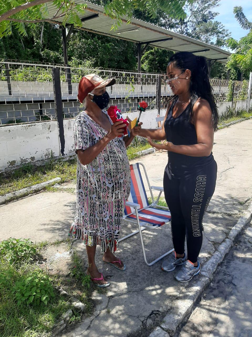 Prefeitura de Cabedelo homenageia mães dos Serviços de Convivência e Fortalecimento de Vínculos