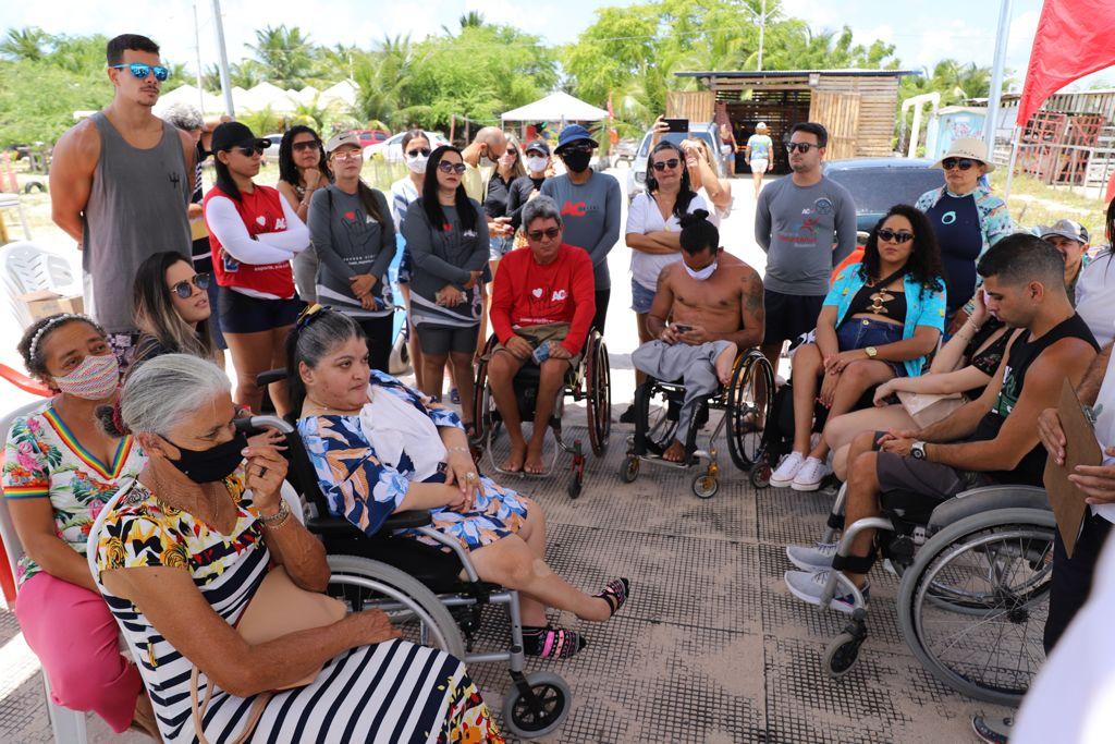 Programação especial marca passagem do Dia Nacional da Pessoa com Deficiência em Cabedelo – 21 de setembro