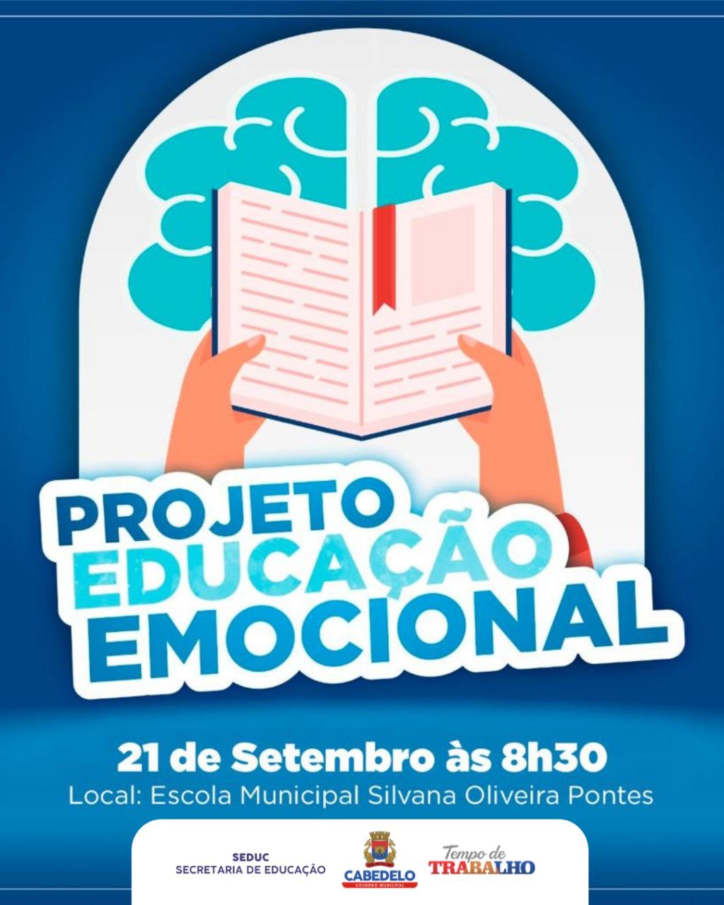 Secretaria de Educação inicia projeto de Educação Emocional para educadores de município