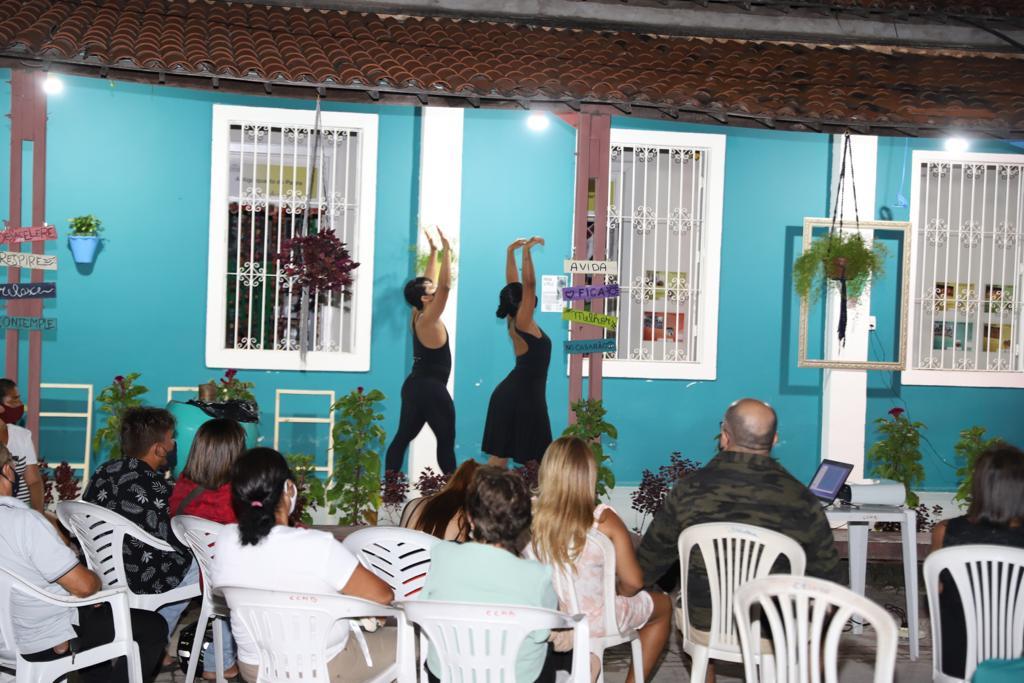 Ocupação Artística fomenta atividades culturais e tem adesão dos artistas de Cabedelo